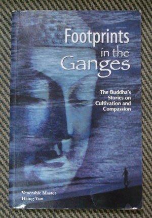 【二手原文書】 Footprints in the Ganges: The Buddha's Stories on Cultivation and Compassion