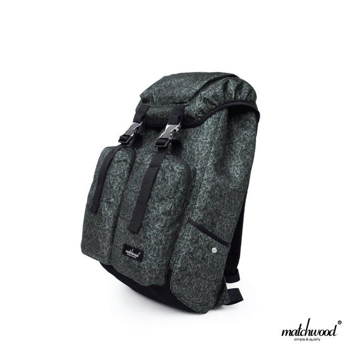 【Matchwood直營】Matchwood Defender 後背包 15吋筆電專屬夾層 MORO迷彩款 開學限時優惠