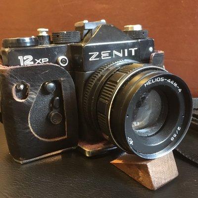 蘇聯製12 XP  機械相機 古董 單眼 相機 裝飾品 收藏品 擺飾