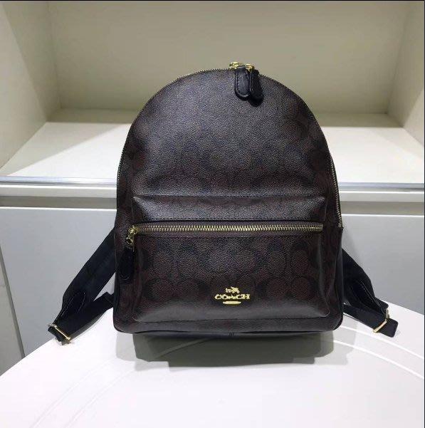 我愛名牌COACH包,美國100%正品【清倉低價出售購買兩件免運費】32200款後背包 外出雙肩包