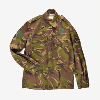 DUTCH ARMY CAMOUFLAGE COMBAT JACKET  荷蘭 M 迷彩 軍裝 夾克 外套