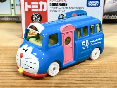 TOMICA (DREAM) No.158 哆啦A夢 50周年記念巴士
