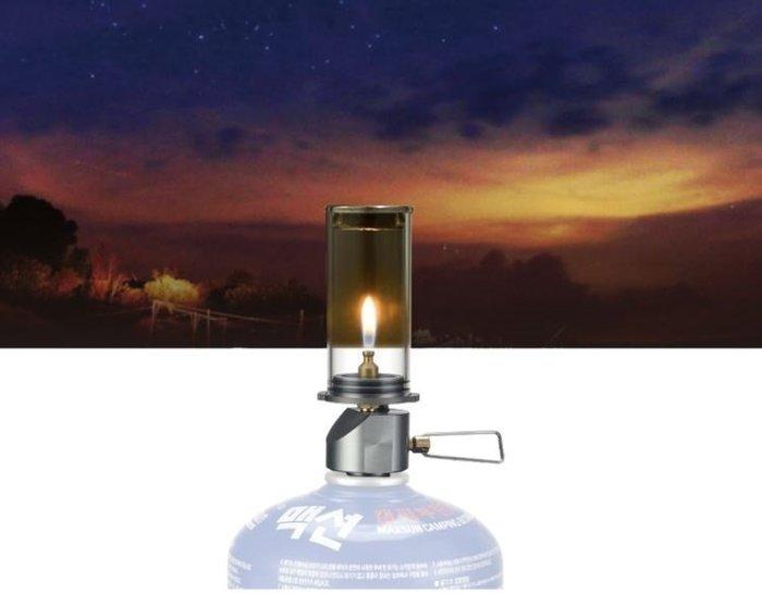 韓國熱賣 BRS-55 夢幻燭燈瓦斯燈 氣氛燈燭光晚餐 燭燈點菸器點香器 復古懷舊工業風 露營燈戶外照明燈 蠟燭燈 停電
