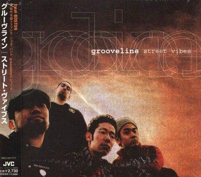 K - grooveline - Street Vibes - 日版 - NEW