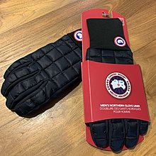 Canada Goose men's Northern Glove Liner 100% New and Real Size : Small
