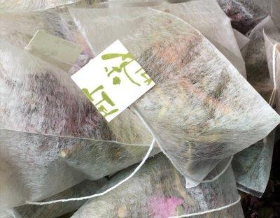 吉園農場@ 去脂洛神花茶  SGS檢驗合格台灣洛神花 決明子 山楂 陳皮  順暢  輕盈 纖美 茶包(15包裝)下單現製