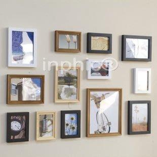 INPHIC-流行牆面裝飾照片牆 超低價13K相框組合 13個掛牆相框組合