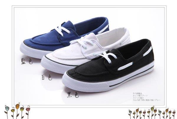 格子舖*【KV080】韓國進口牛津帆布鞋.正韓貨三色情侶鞋原價599元僅此一檔