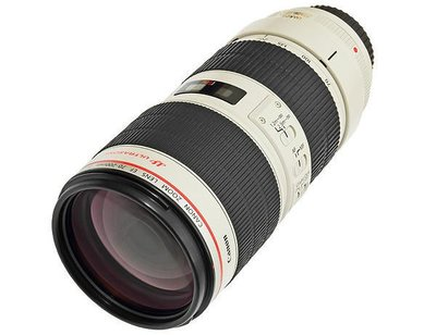 原廠 Canon EF 70-200mm f2.8 L IS II USM 小白兔 二代 防手震 超音波 望遠 鏡頭
