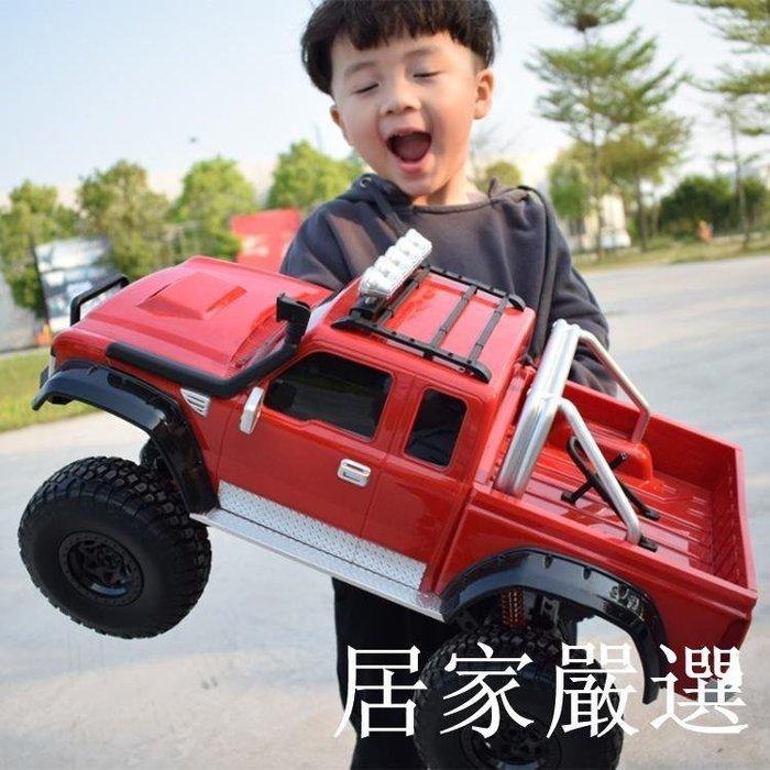 【嚴選】兒童遙控汽車高速越野攀爬車無線充電動賽車玩具男孩4-6-10周歲igo