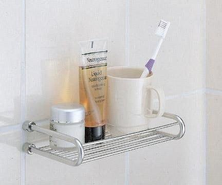 ☆成志金屬☆#304 不銹鋼s-706-8『頂級精品』浴室瓶罐架置物架,邊線加粗華麗質感平價供應