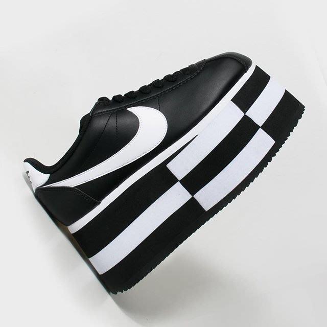 R'代購Comme des Garçons Nike Cortez