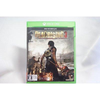 [耀西]二手 純日版 XBOX ONE 死亡復甦 3 Dead Rising 3 含稅附發票