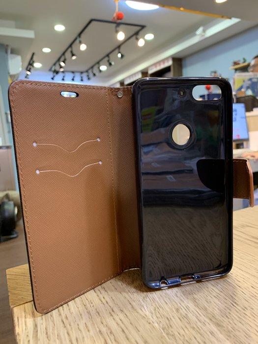 SAMSUNG A70 / A71 / A750 / A8+ 側掀式手機皮套(黑)