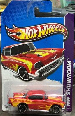 3風火輪 Hot Wheels   雪佛蘭 57 Chevy
