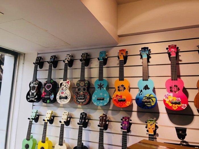 【六絃樂器】全新 Mahalo Pirate Black ukulele 21吋烏克麗麗 / 現貨特價