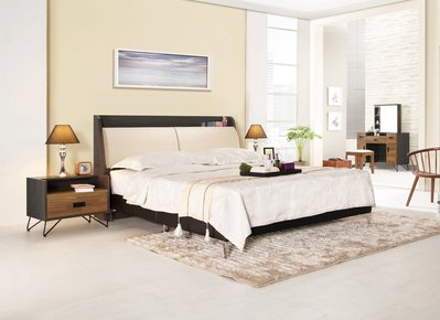 [歐瑞家具] CH043-7柏德6尺&5尺被櫥頭/大台北地區/系統家具/沙發/床墊/茶几/高低櫃/1元起