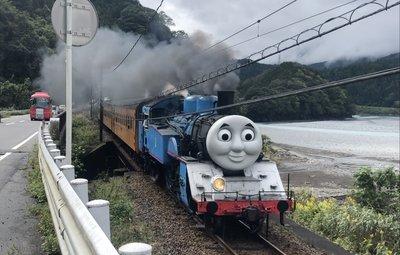 [玩具共和國] TOMIX 8602 大井川鐵道 きかんしゃトーマス号