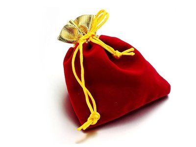 《316小舖》【滿100元-加購區-AB22】 (高檔編織布束口袋-多款珠寶首飾束口袋-單件價-需消費滿100元才能加購