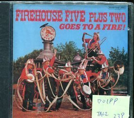 *愛樂二館* FIREHOUSE FIVE PLUS TWO 全新 D0199