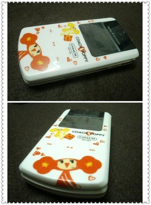 二手Sony Ericsson W508 外螢幕不顯◎附電池/耳機線/傳輸線/充電器/M2記憶卡配件◎新北市歡迎自取