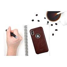 SpoM客製化 義大利真皮皮革 IPhone X 保護殼手機殼保護套手機套皮套背蓋保護蓋 Apple IX I10