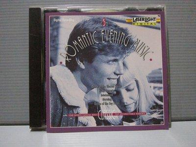 Romantic Evening Music For Flute, Vol. 1 1993年 USA 有細紋 保存良好