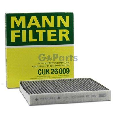 GoParts MANN CUK26009 冷氣濾網 濾芯 A3 Q3 Q2 Golf 7代 Passat Tiguan