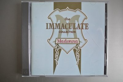 CD ~ MADONNA THE IMMACULATE COLLECTION~ 1990 SIRE 9 26440-2