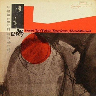 【黑膠唱片LP】徹底交流 Complete Communion / 唐伽利 Don Cherry-4710516