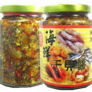 興源海鮮干貝醬