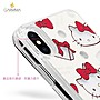 正版 Hello Kitty 鏤空 立體浮雕流沙殼 - 閃耀禮物盒 iPhone X