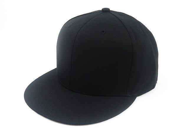 【二鹿帽飾 】男女皆可‧潮流配色《帥氣時尚風格 優質造型加大帽簷坂帽. 素黑色 》.板帽-特價250元