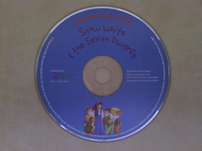 Snow White The Seven Dwarfs~音樂CD