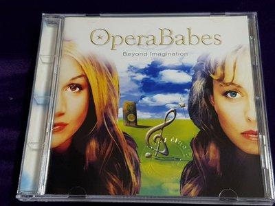 R西洋團(二手CD)Opera Babes BEYOND IMAGINATION~