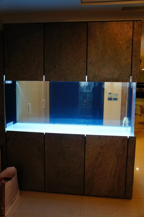鶴 魚宅專業設計@一體成型水晶壓克力缸@壓克力魚缸@壓克力缸