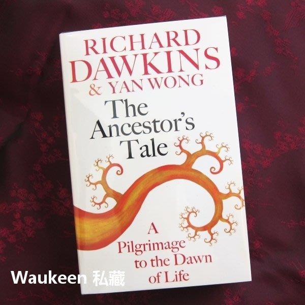 先祖的傳說 十週年全新修訂版 The Ancestors Tale 理查道金斯 Richard Dawkins 科普
