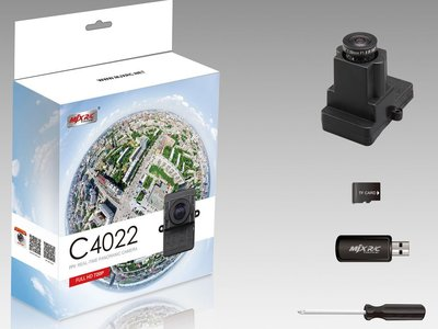 【傳說企業社】MJX C4022 美嘉欣全景攝像頭高清實時傳輸航拍攝像頭組件 支援BUGS 3