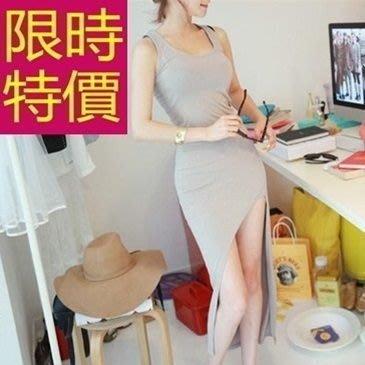 無袖連身裙(零碼賠售出清、恕不退換)-甜美撫媚可愛韓版洋裝61a46[韓國進口][米蘭精品]