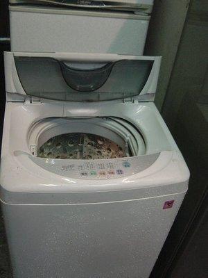 LG8.5kg全自動洗衣機七成新3000含運保固