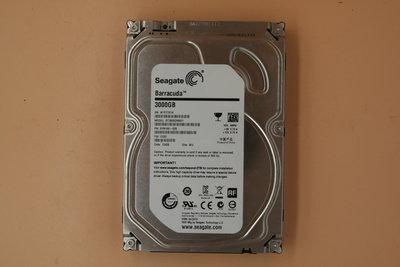 希捷 3.5吋 3TB SATA介面硬碟 故障、報帳用 新竹縣