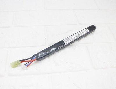 [01] 11.1V 鋰電池 棒狀 (鋰鐵充電電池AEG EBB電動槍AK步槍BB槍BB彈玩具槍長槍模型AK47