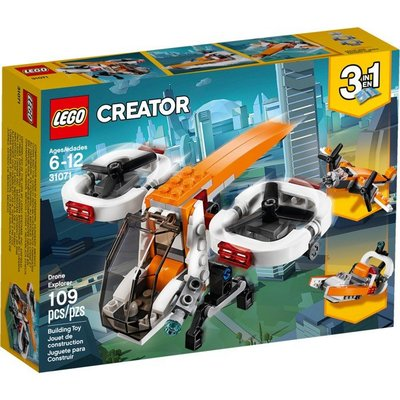 【晨芯樂高】31071 creator 創作系列Drone Explorer