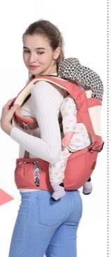 嬰兒背帶腰凳多功能前抱式四季通用寶寶坐登腰帶後背小孩抱娃神器