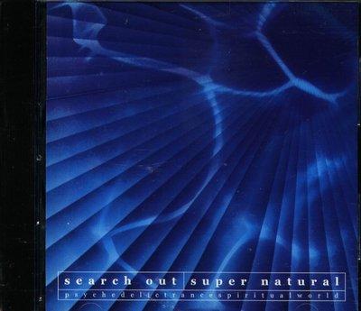 K - SEARCH OUT - SUPER NATURAL - 日版 CD