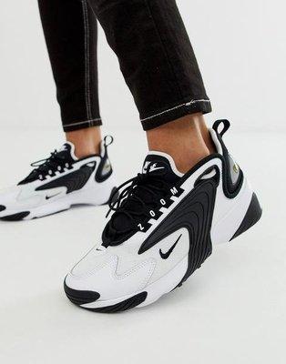 【吉米.tw】NIKE ZOOM 2K 黑白 熊貓 老爹鞋 老爸鞋 女款 增高 運動復古風 A00354-100 MAR