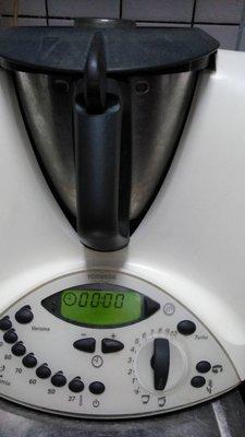 德國福維克美善品TM31多功能料理機   二手機