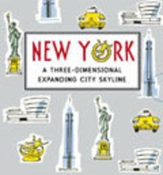 *小貝比的家*NEW YORK: A THREE-DIMENSIONAL EXPANDING CITY SKYLINE