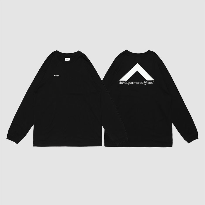 【QUEST】WTAPS 2020 40PCT UP ARMORED  LS TEE