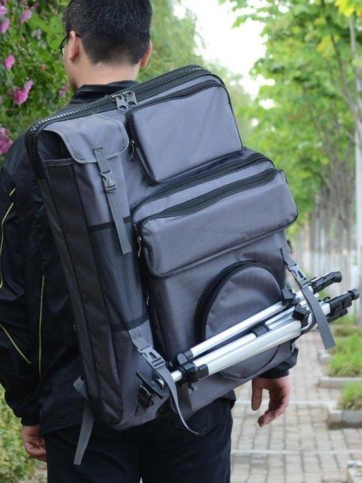 畫板包4K雙肩背素描美術袋寫生包美術收納畫包防水韓版學生畫板袋成人
